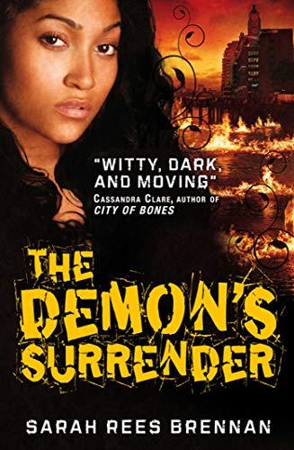 Demon's Surrender By Sarah Rees Brennan