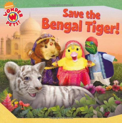 Wonder Pets Save the Bengal Tiger By Nickelodeon