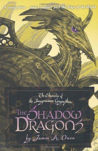 Shadow Dragons By James A. Owen