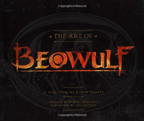 The Art of Beowulf by Steve Starkey