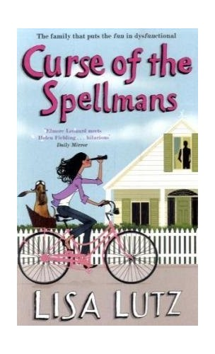 Curse of the Spellmans By Lisa Lutz