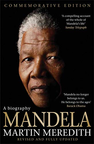 Mandela: A Biography by Martin Meredith 1847399320 FREE Shipping