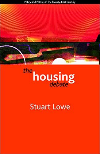 The housing debate By Stuart Lowe