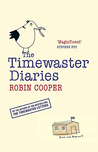 The Timewaster Diaries By Robin Cooper