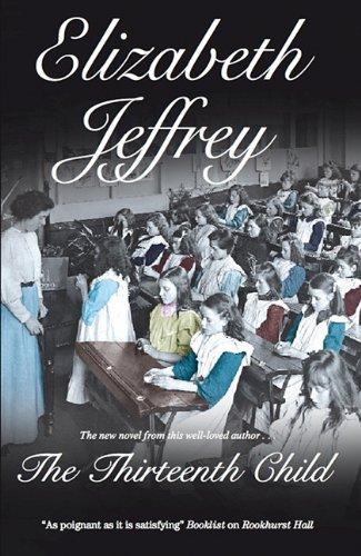 The Thirteenth Child By Elizabeth Jeffrey