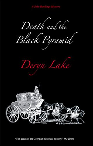 Death and the Black Pyramid By Deryn Lake