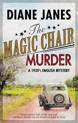 The Magic Chair Murder By Diane Janes