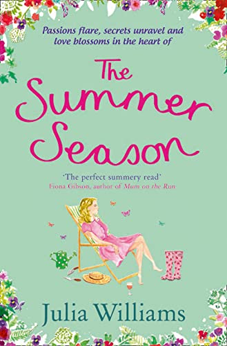 The Summer Season By Julia Williams