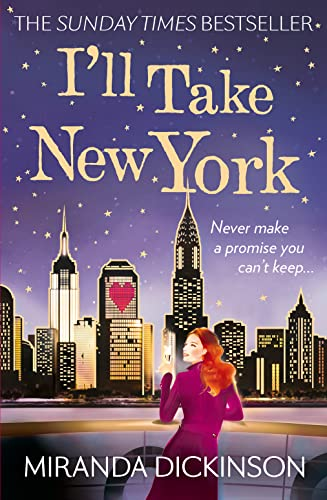 I'll Take New York by Miranda Dickinson
