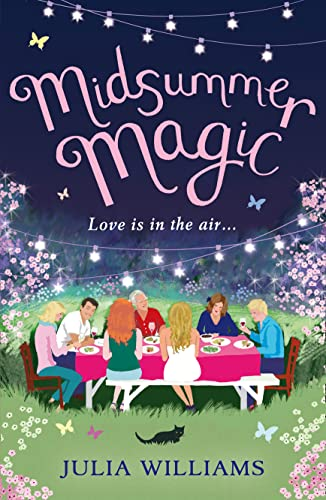 Midsummer Magic by Julia Williams