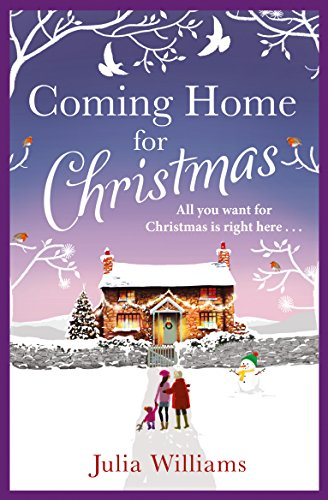 Coming Home for Christmas by Julia Williams