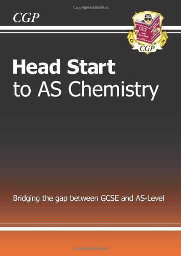 Head Start to AS Chemistry by CGP Books