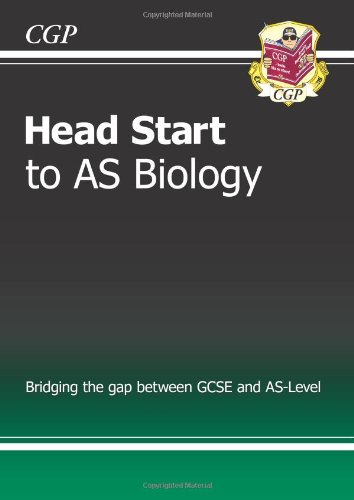 Head Start to AS Biology by CGP Books