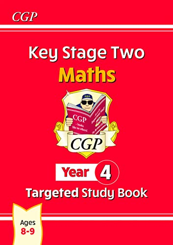 KS2 Maths Targeted Study Book - Year 4 von CGP Books