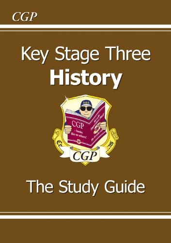 KS3 History Study Guide by CGP Books