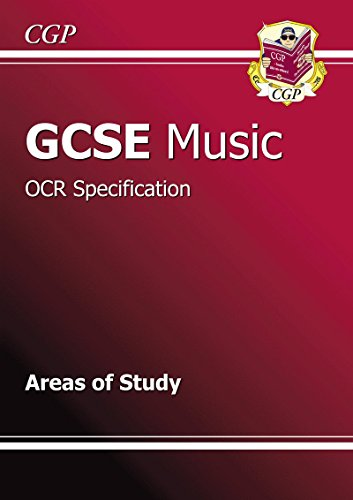 GCSE Music OCR Areas of Study Revision Guide by CGP Books