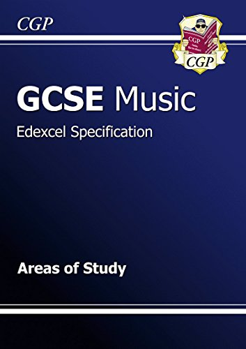 GCSE Music Edexcel Areas of Study Revision Guide by CGP Books
