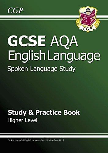 spoken language english gcse essay
