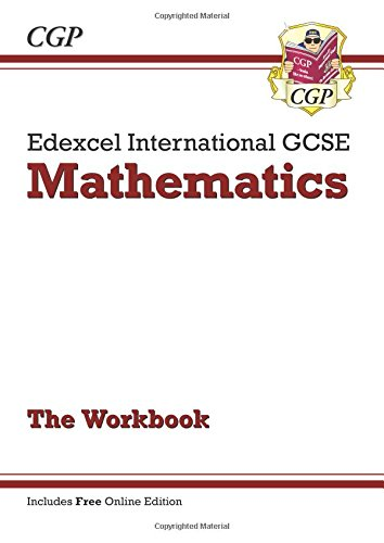 Edexcel Certificate / International GCSE Maths Workbook (with Online Edition) by CGP Books