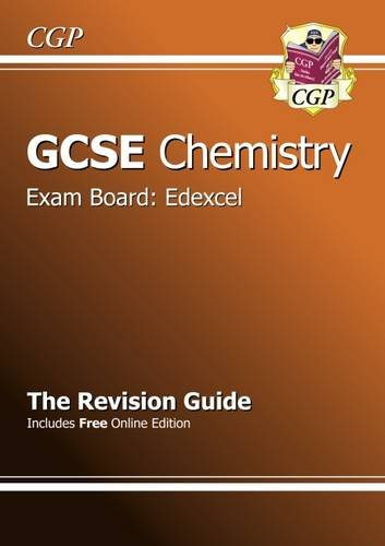 GCSE Chemistry Edexcel Revision Guide (with Online Edition) (A*-G Course) By CGP Books
