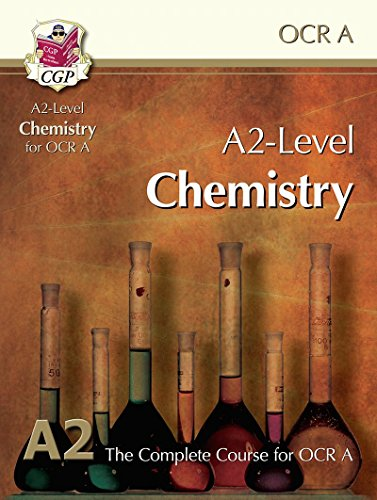 A2 Level Chemistry for OCR A: Student Book by CGP Books