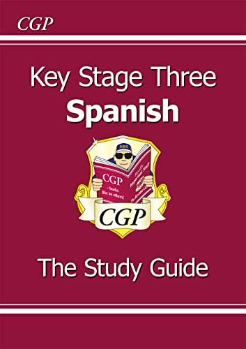 KS3 Spanish study guide By CGP Books