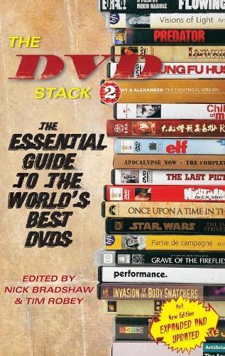The DVD Stack II By Nick Bradshaw