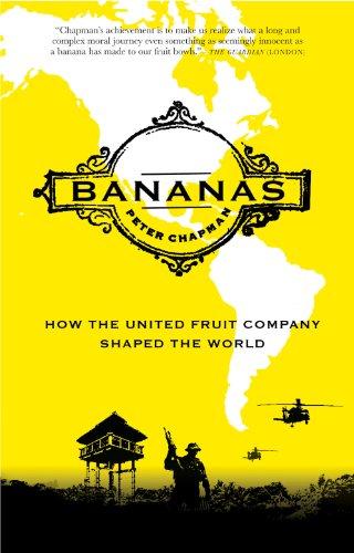 Bananas By Associate Professor Peter Chapman (Evs Golder)