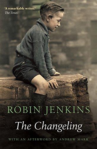 The Changeling By Robin Jenkins