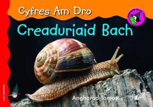 Cyfres am Dro: 4. Creaduriaid Bach By Angharad Tomos