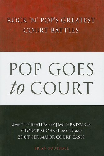 Pop Goes To Court By Brian Southall