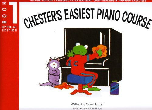 Chester'S Easiest Piano Course Book 1 (Special Edition) Pf: Bk. 1 By Ch73425