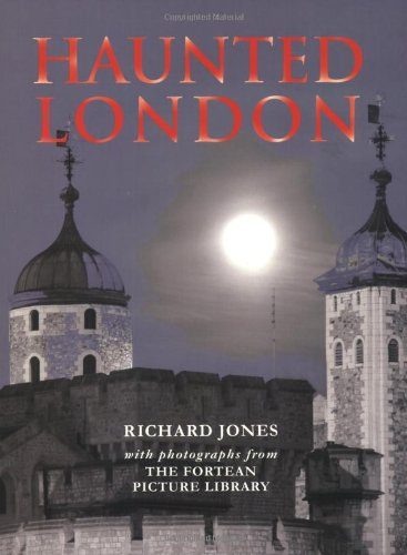 Haunted London by Richard Jones
