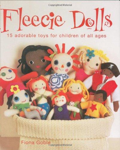 Fleecie Dolls By Fiona Goble
