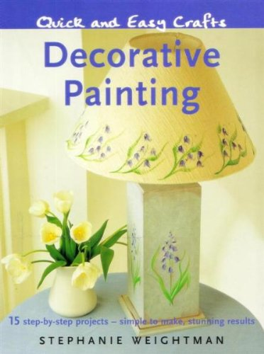 Decorative Painting By Stephanie Weightman