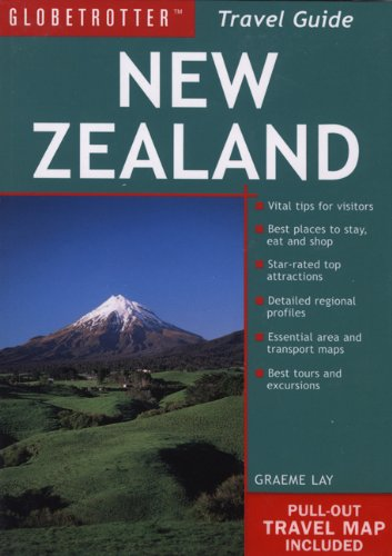 New Zealand (Globetrotter Travel Pack) by Graeme Lay