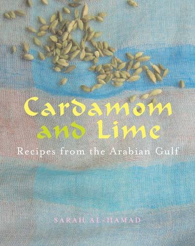Cardamom and Lime By Sarah Al-Hamad