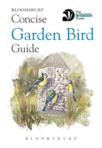 New Holland Concise Garden Bird Guide By New Holland