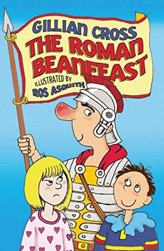 The Roman Beanfeast By Gillian Cross