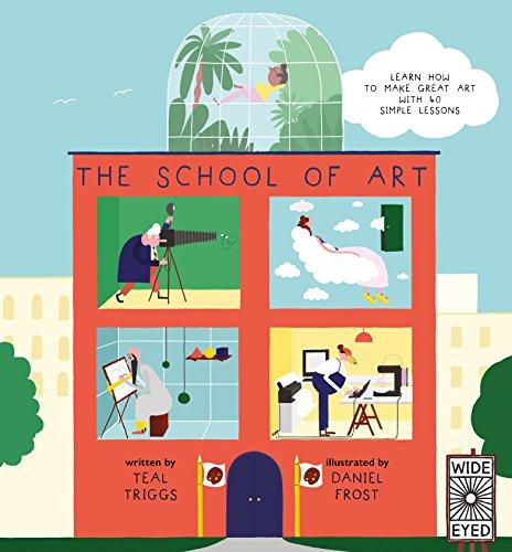 The School of Art von Teal Triggs