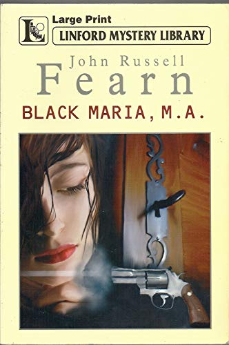 Black Maria, M.A. By John Russell Fearn
