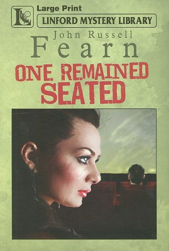 One Remained Seated By John Russell Fearn