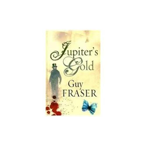 Jupiter's Gold By Guy Fraser