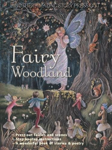 Fairy Woodland By Jake Jackson