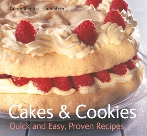 Cakes & Cookies By Gina Steer