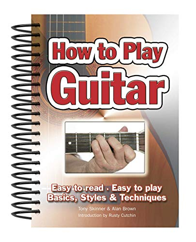 How To Play Guitar By Alan Brown