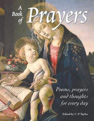 A Book of Prayers By Catherine P. Taylor