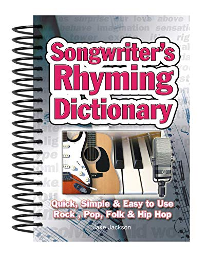 Songwriter's Rhyming Dictionary By Jake Jackson