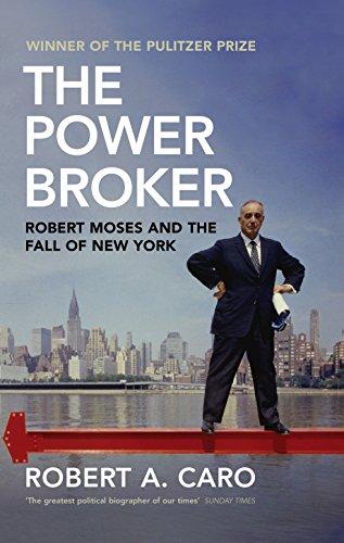 The Power Broker von Robert A Caro