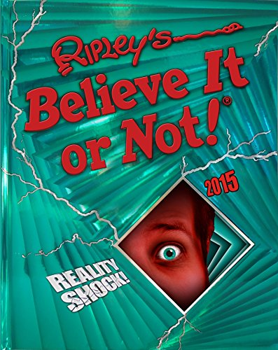Ripley's Believe It or Not! 2015 by Robert Le Roy Ripley